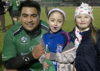 Connacht reveal their Front Row for the 2012-2013 Season
