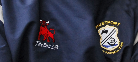Westport Bulls fundraising flag day on 20th July 2012.